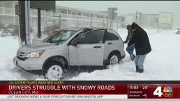 Blizzard at the Beach: Storm Dumps Snow on Ocean City