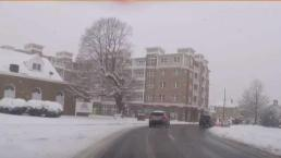 Concerns About Road Conditions as Temps Fall