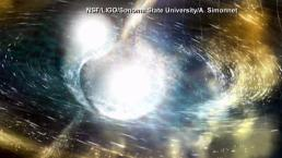 Cosmic Collision Explains How Gold Is Created