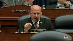 Rep. Gohmert Invokes FBI Agent Strzok's Marriage in Hearing