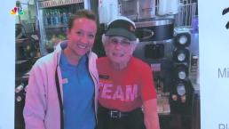 94-Year-Old Celebrates 44 Years Working at McDonald's