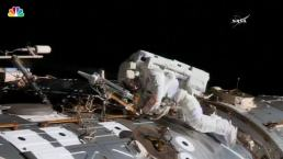 Astronauts Repair Failed Computer at Space Station