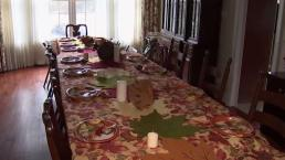 Virginia Family Hosts Thanksgiving Without Electricity