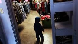 Talk Around Town: Child Poverty