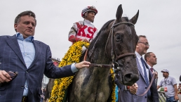 Cloud Computing Wins 142nd Preakness Stakes