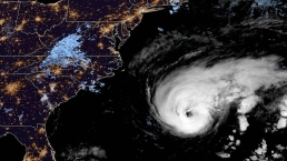 Hurricanes Intensify Due to Climate Change