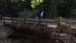 Long Cleanup Ahead for Fairfax Co. After Historic Rain