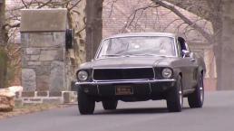 Mustang From 'Bullitt' Has Been in DC-Area Garage Decades