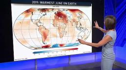 NASA Says June Was Hottest on Record