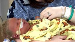 Oh, Baby! 15-Pound Miracle Child Sets NY Hospital Record