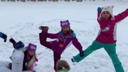 Pat Collins' Snow Suit Challenge