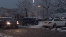 Road Concerns Rise as Temperatures Drop Overnight