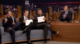 'Tonight': Best Son Challenge With Rob Lowe
