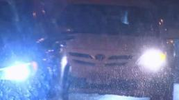 Snow, Rain Cause Concern About Road Conditions