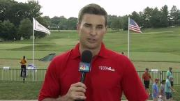 Storm Team4 Reports from Quicken Loans Golf Tournament