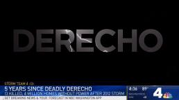 Storm Team4 Remembers the 2012 Derecho