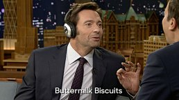 'Tonight Show' Whisper Challenge With Hugh Jackman