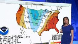 This April Was 2nd Warmest on Record