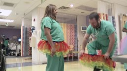 'Tutu Tuesday' Brightens Kids' Hospital