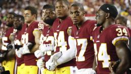NFL Players Protest During National Anthem