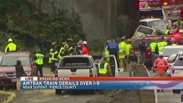 'Multiple Fatalities' on Derailed Amtrak Train