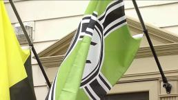 Vienna Residents Say Neighbor's Flag is Racist