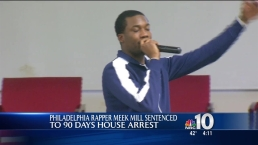 Judge Sentences Meek Mill After He Violates Parole