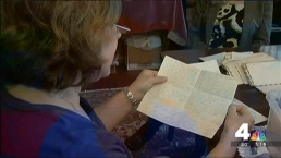 Woman Receives Father's WWII Letters