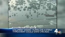 Talk Around Town: Chicago Tribune Katrina Op-Ed Offends
