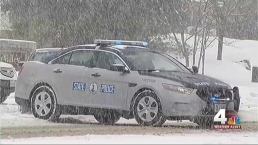 Loudoun County Deals With Snow & Icy Roads