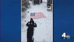 Snow Stick Challenge: Judging the Patriotism