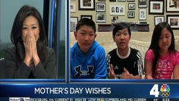Eun Yang and Melissa Mollet Get Adorable Surprise