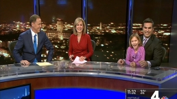 Cally Kammerer Signs Off for News4 at 11