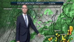Midday Weather April 17, 2017