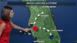 How Hurricane Irma Affected Water in Tampa Bay