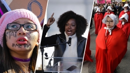 PHOTOS: 2018 Women's Marches Across the World