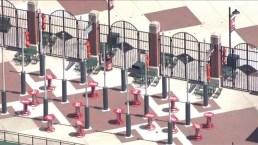 WATCH: Ground Crews Prep an Empty Orioles Stadium
