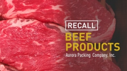 62,000 Pounds of Beef Recalled Just Before Memorial Day