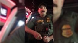 Border Patrol Agent Stops US Citizens for Speaking Spanish