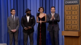 'Tonight': Charades with Zendaya and Billy Crudup