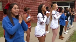 Cheerleaders To Cheer For Rival School After Fatal Crash