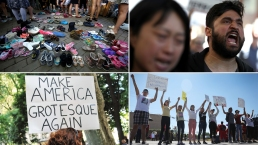 Trump Admin. Family Separation Policy Stirs Anger, Protests
