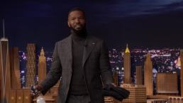 'Tonight': Jamie Foxx Has Footage of Whitney Houston Singing Karaoke