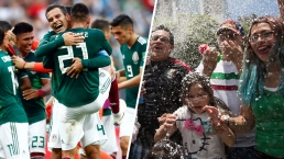 Mexico Pulls Off World Cup Stunner Against Germany
