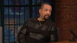 'Late Night': Ice T Says Reality TV Is Over