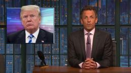 'Late Night': A Closer Look at the 'Law and Order' President on Collusion