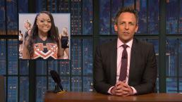'Late Night' Story We Need: Cheerleader Saves Choking Baby