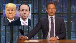 'Late Night': A Closer Look at Rosenstein Chaos, Kavanaugh Accuser