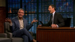 'Late Night': Cohen Forgets Guests