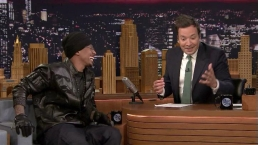 'Tonight Show': Nick Cannon Worked Hard for His Man Bun